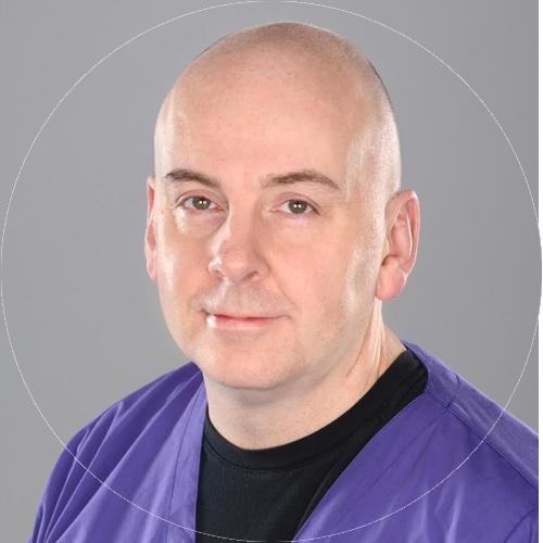 Dr Gareth Clegg